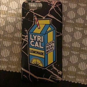 original lyrical lemonade sticker